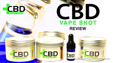 CBD Vape Shot Review
