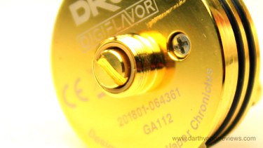 Digiflavor DROP RDA Gold Plated 510 Connection Pin