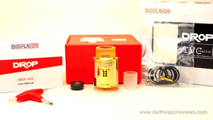 Digiflavor DROP RDA Starter Kit