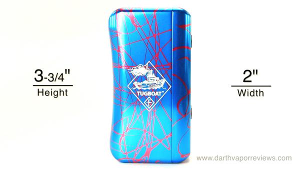Flawless: Tuglyfe DNA 250 Box Mod Review | Darth Vapor Reviews