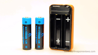 Joyetech Batpack Mod AA Battery Starter Kit Review