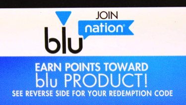 Myblu Starter Kit Blu Nation