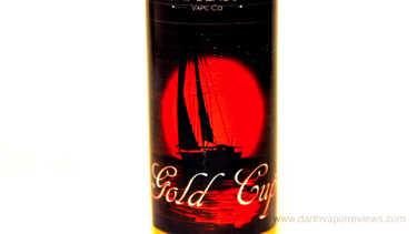 Vape Craft Classic Black Label E-Liquid Gold Cup
