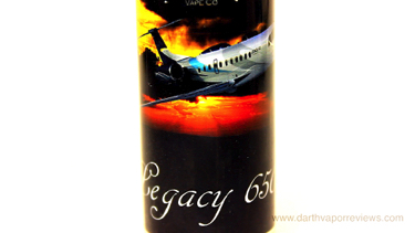 Vape Craft Classic Black Label E-Liquid Legacy 650