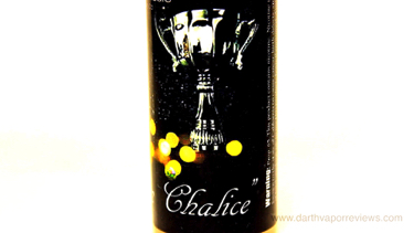 Vape Craft Classic Black Label E-Liquid Platinum Chalice