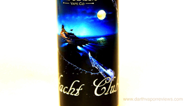 Vape Craft Classic Black Label E-Liquid Yacht Club
